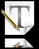 DfontSplitter logo
