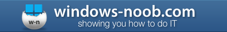 Windows-Noob